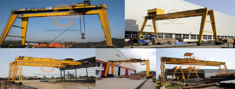 Overhead Crane 500kg : Tacklers hoists and eot cranes techno industries