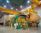 Overhead Cranes for Paper Mill Industry, EOT Cranes