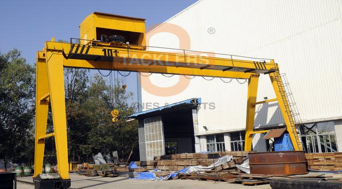 Jib Crane Manufacturers In Ahmedabad : Gantry cranes manufacturers suppliers in ahmedabad tacklers
