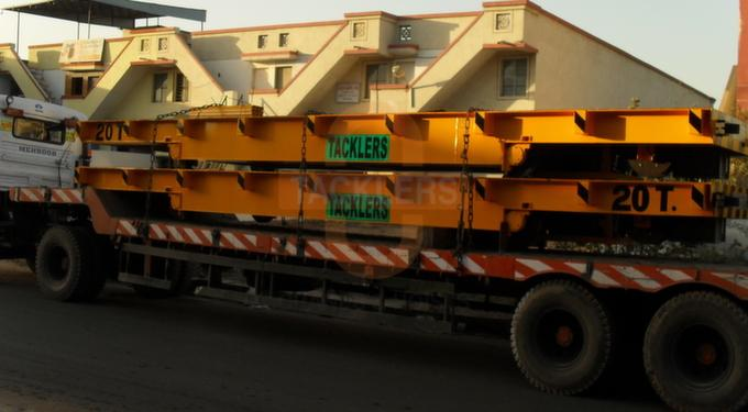 20 Ton Electric Transfer Carts Trolley Manufacturers