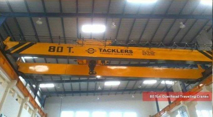 Double Girder Cranes Suppliers in Ahmedabad