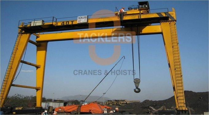 Gantry Crane Manufacturers in India