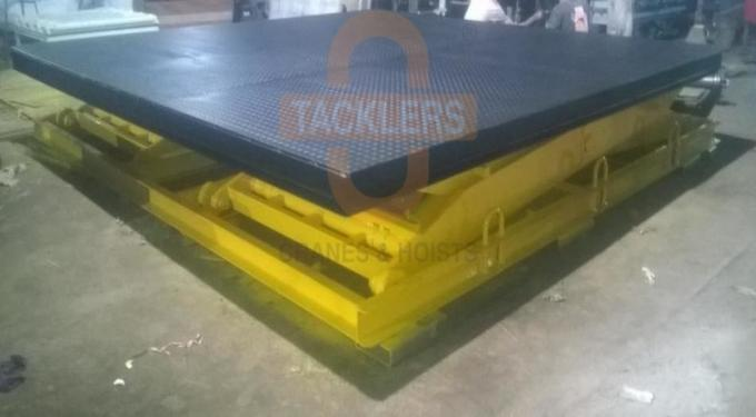 Double Scissor Lift, Scissor Lift Tables