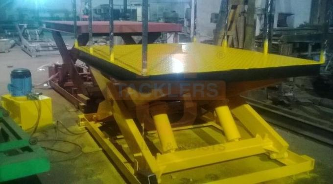 Scissor Lifts Platform, Single Scissor Lift Tables