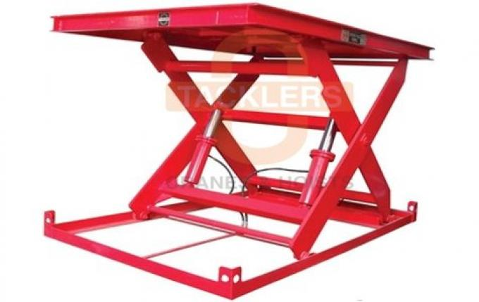 Single Scissor Lift Tables, Hydraulic Scissor Lifts