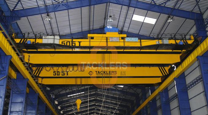 EOT Cranes Manufacturers in Ahmedabad