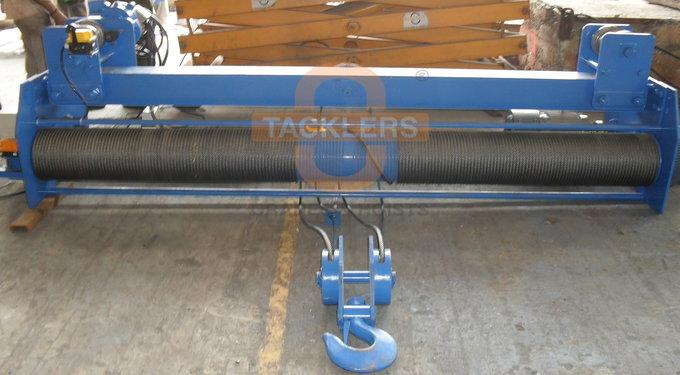 High Lift Wire Rope Hoists, Electric Wire Rope Hoists